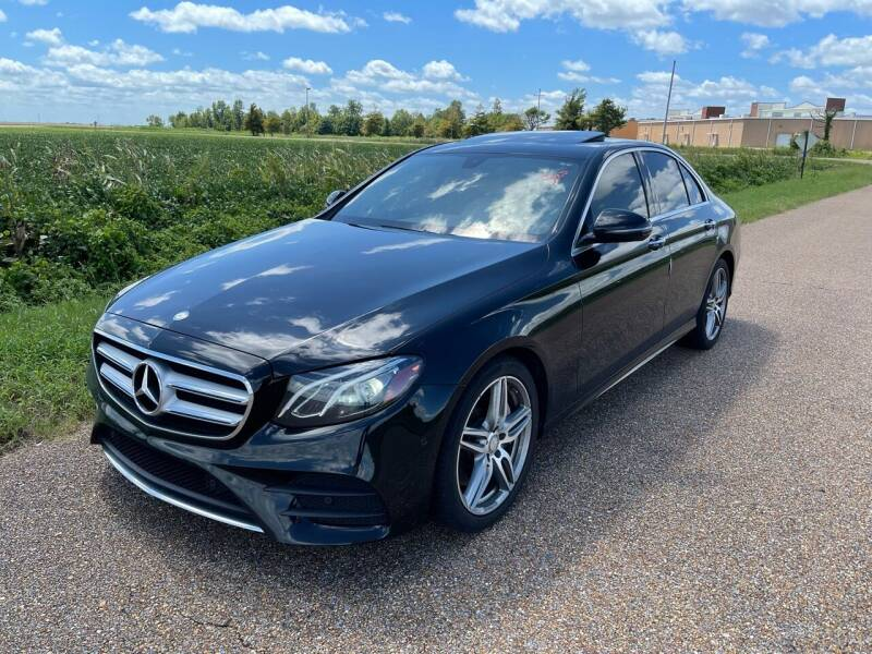 2017 Mercedes-Benz E-Class for sale at The Auto Toy Store in Robinsonville MS
