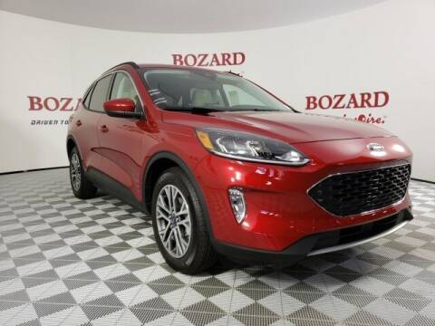 2021 Ford Escape for sale at BOZARD FORD in Saint Augustine FL