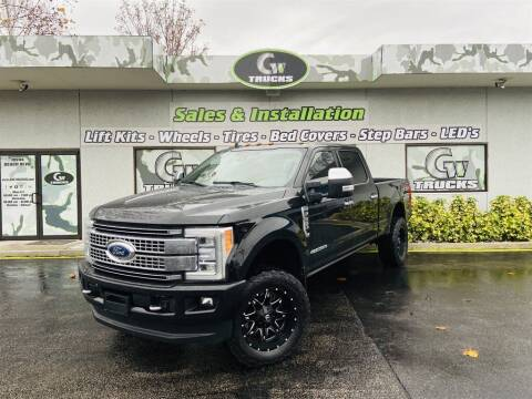 2019 Ford F-250 Super Duty for sale at Greenway Auto Sales in Jacksonville FL