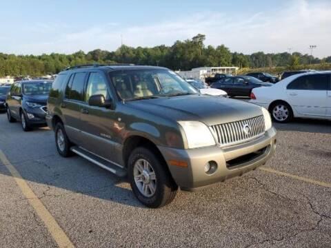 2002 Mercury Mountaineer for sale at DREWS AUTO SALES INTERNATIONAL BROKERAGE in Atlanta GA