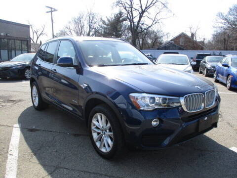 2016 BMW X3 for sale at SOUTHFIELD QUALITY CARS in Detroit MI