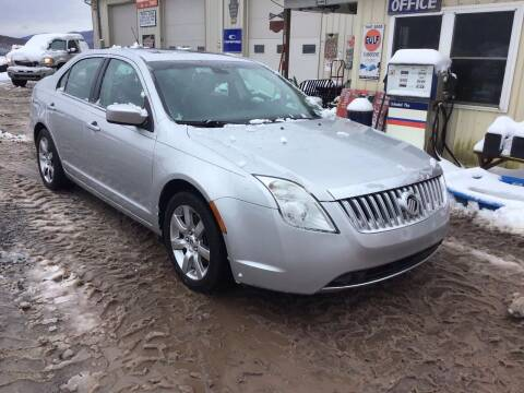 2011 Mercury Milan for sale at Troys Auto Sales in Dornsife PA