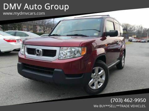 2010 Honda Element for sale at DMV Auto Group in Falls Church VA