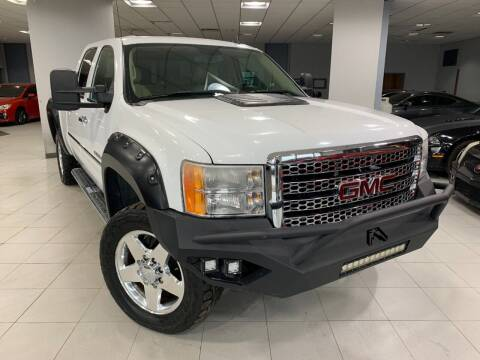 2012 GMC Sierra 2500HD for sale at Auto Mall of Springfield in Springfield IL