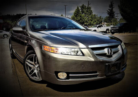 2008 Acura TL for sale at A1 Group Inc in Portland OR