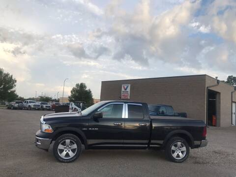 2009 Dodge Ram Pickup 1500 for sale at Crown Motor Inc in Grand Forks ND