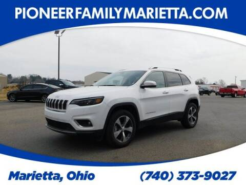 2019 Jeep Cherokee for sale at Pioneer Family preowned autos in Williamstown WV