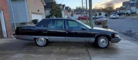 1995 Cadillac Fleetwood for sale at Classic Car Deals in Cadillac MI