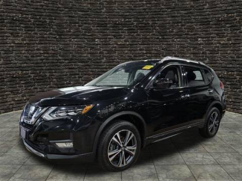 2017 Nissan Rogue for sale at Montclair Motor Car in Montclair NJ