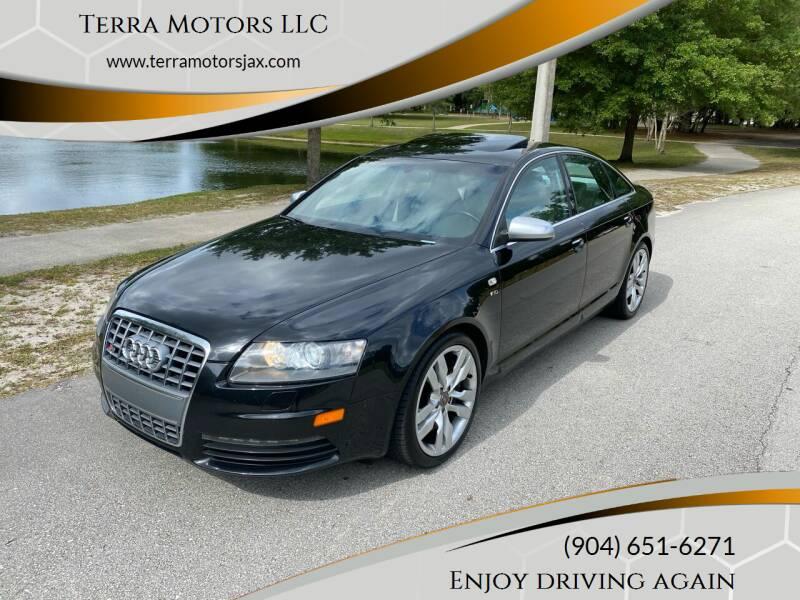 2007 Audi S6 for sale at Terra Motors LLC in Jacksonville FL