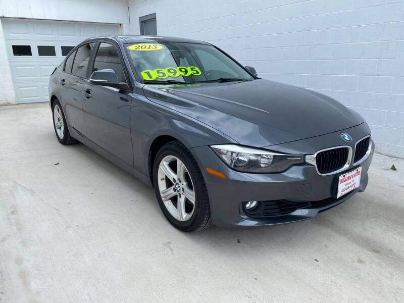 2013 BMW 3 Series for sale at BOLLING'S AUTO in Bristol TN