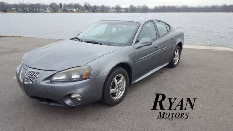 2004 Pontiac Grand Prix for sale at Ryan Motors LLC in Warsaw IN