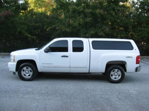2009 Chevrolet Silverado 1500 for sale at Automotion Of Atlanta in Conyers GA