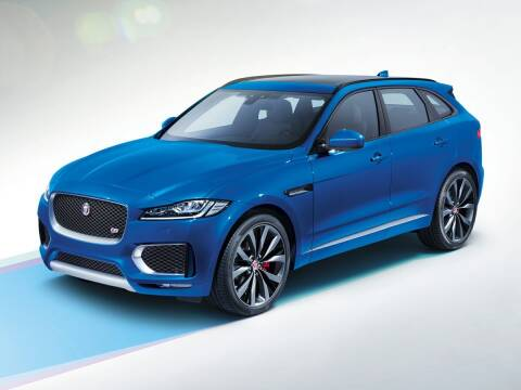 2017 Jaguar F-PACE for sale at Hi-Lo Auto Sales in Frederick MD