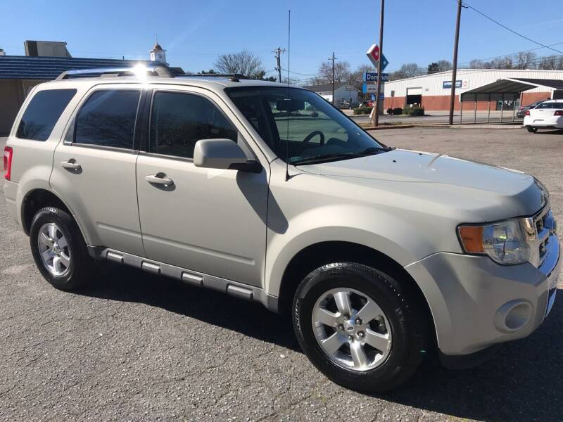 2009 Ford Escape for sale at Cherry Motors in Greenville SC