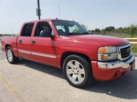 2005 GMC Sierra 1500 for sale at Hidalgo Motors Co in Houston TX