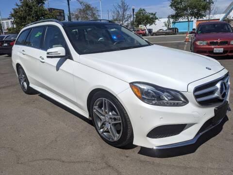 2016 Mercedes-Benz E-Class for sale at Convoy Motors LLC in National City CA