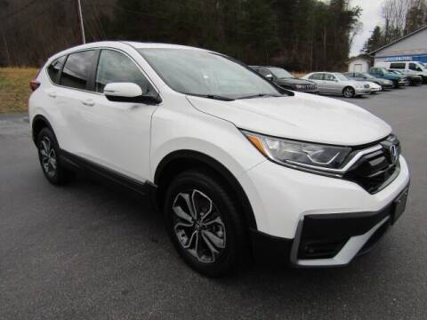 2020 Honda CR-V for sale at Specialty Car Company in North Wilkesboro NC