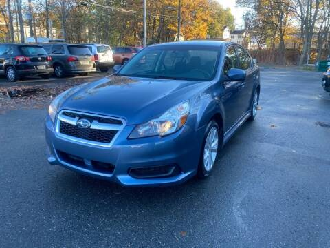 2014 Subaru Legacy for sale at United Auto Service in Leominster MA
