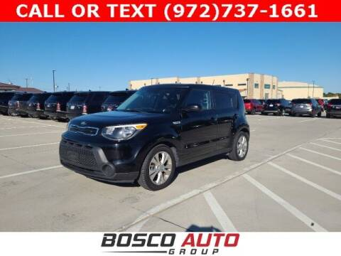 2015 Kia Soul for sale at Bosco Auto Group in Flower Mound TX