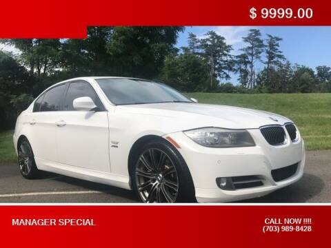 2010 BMW 3 Series for sale at SEIZED LUXURY VEHICLES LLC in Sterling VA