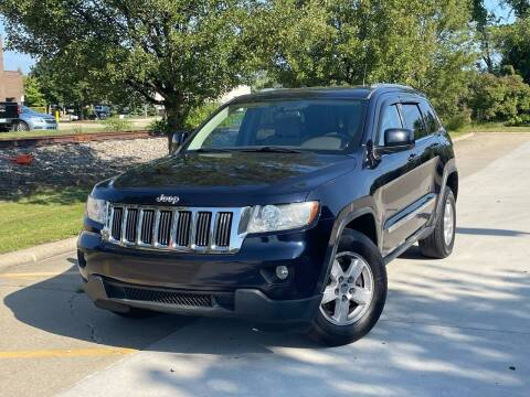 2011 Jeep Grand Cherokee for sale at A & R Auto Sale in Sterling Heights MI