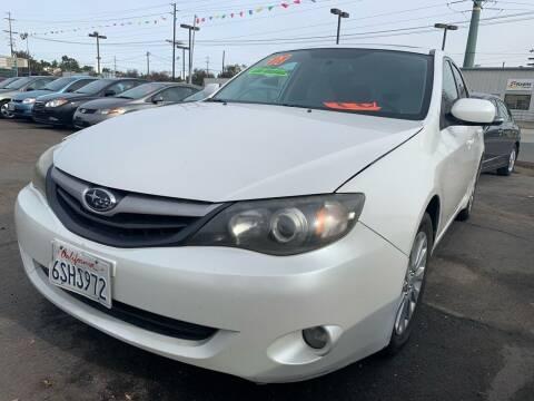 2011 Subaru Impreza for sale at North County Auto in Oceanside CA