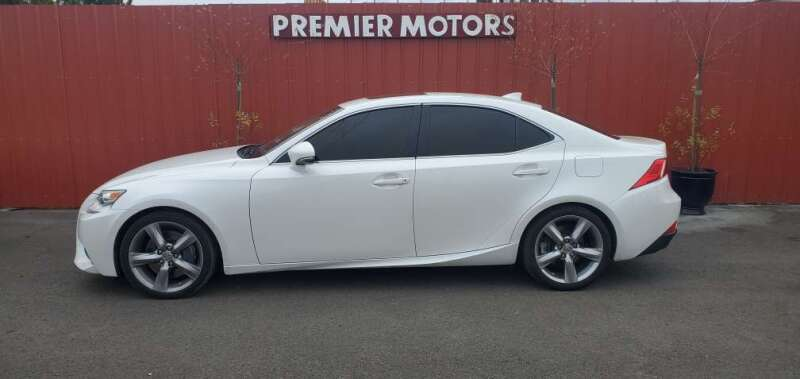 2014 Lexus IS 350 for sale at PremierMotors INC. in Milton Freewater OR