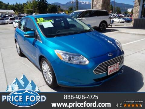 2013 Ford Focus for sale at Price Ford Lincoln in Port Angeles WA