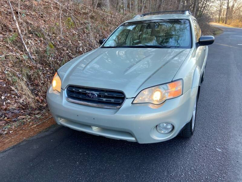 2007 Subaru Outback for sale at Lenoir Auto in Lenoir NC