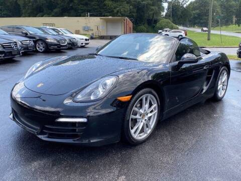 2015 Porsche Boxster for sale at Luxury Auto Innovations in Flowery Branch GA