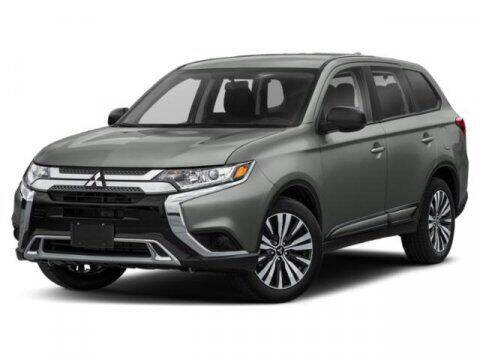 2019 Mitsubishi Outlander for sale at DICK BROOKS PRE-OWNED in Lyman SC