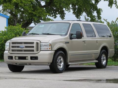 2005 Ford Excursion for sale at DK Auto Sales in Hollywood FL