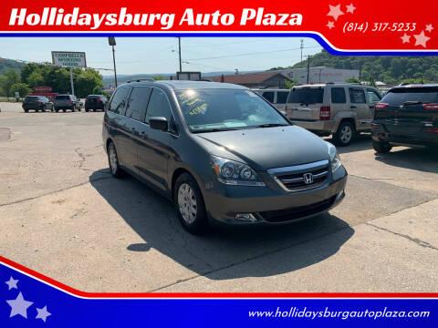 2007 Honda Odyssey for sale at Hollidaysburg Auto Plaza in Hollidaysburg PA