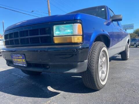 1993 Dodge Dakota for sale at A-1 Auto Broker Inc. in San Antonio TX