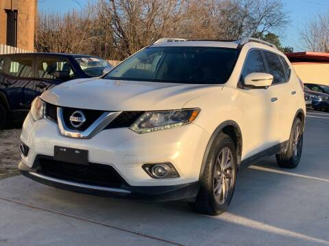 2017 Nissan Rogue for sale at Auto Hunters in Houston TX