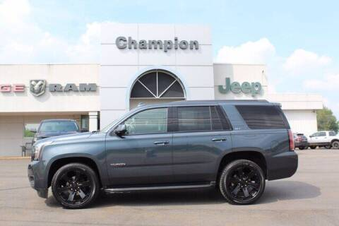 2020 GMC Yukon for sale at Champion Chevrolet in Athens AL