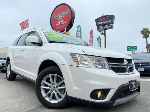 2016 Dodge Journey for sale at Auto Express in Chula Vista CA