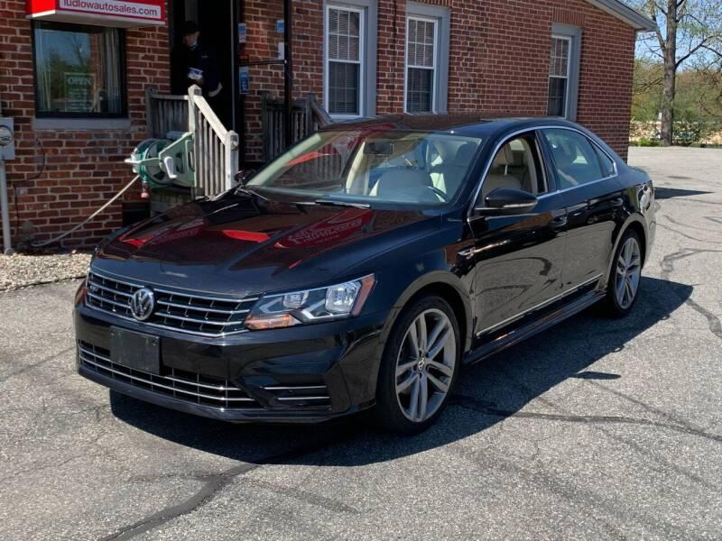 2017 Volkswagen Passat for sale at Ludlow Auto Sales in Ludlow MA