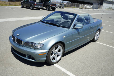2004 BMW 3 Series for sale at Sports Plus Motor Group LLC in Sunnyvale CA