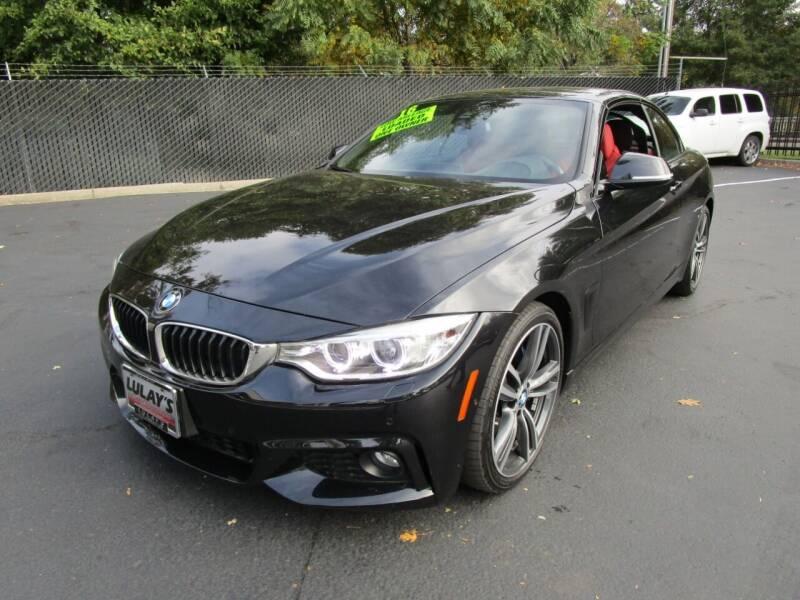 2016 BMW 4 Series 428i 2dr Convertible SULEV - Salem OR
