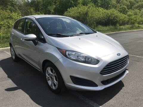 2015 Ford Fiesta for sale at J & D Auto Sales in Dalton GA