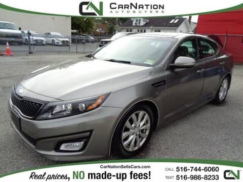 2014 Kia Optima for sale at CarNation AUTOBUYERS Inc. in Rockville Centre NY