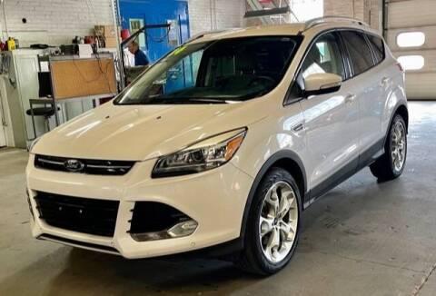 2014 Ford Escape for sale at Reinecke Motor Co in Schuyler NE