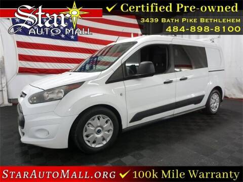 2014 Ford Transit Connect Cargo for sale at STAR AUTO MALL 512 in Bethlehem PA