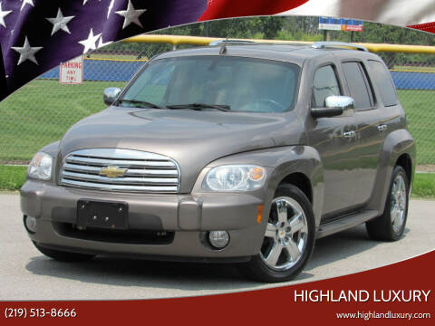 2011 Chevrolet HHR for sale at Highland Luxury in Highland IN