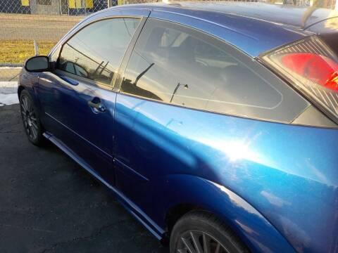 2009 Ford Focus SVT