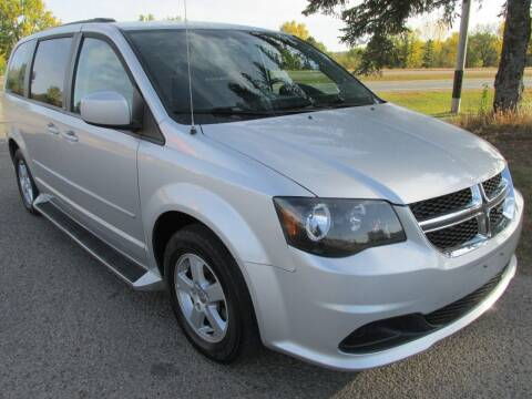 2012 Dodge Grand Caravan for sale at Buy-Rite Auto Sales in Shakopee MN