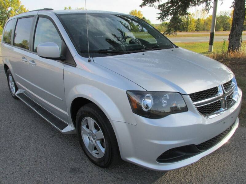 2012 Dodge Grand Caravan for sale at Buy-Rite Auto Sales in Shakopee MN