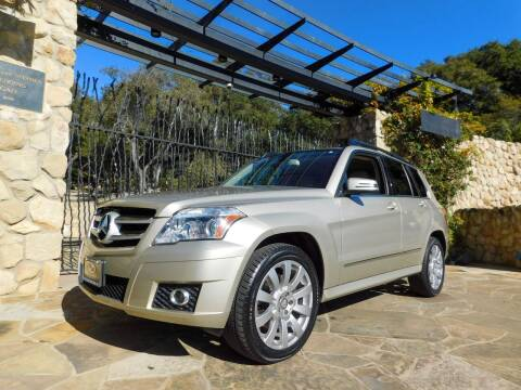 2012 Mercedes-Benz GLK for sale at Milpas Motors in Santa Barbara CA